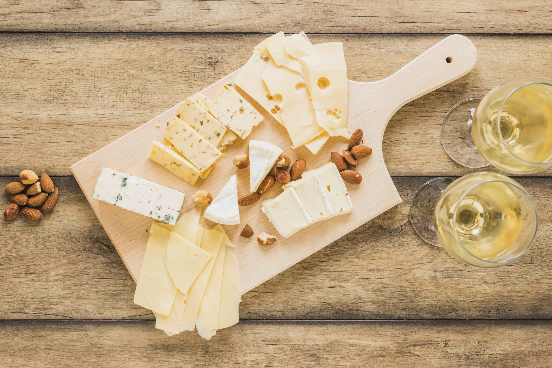 Maridajes para triunfar en la mesa (parte I, con queso)